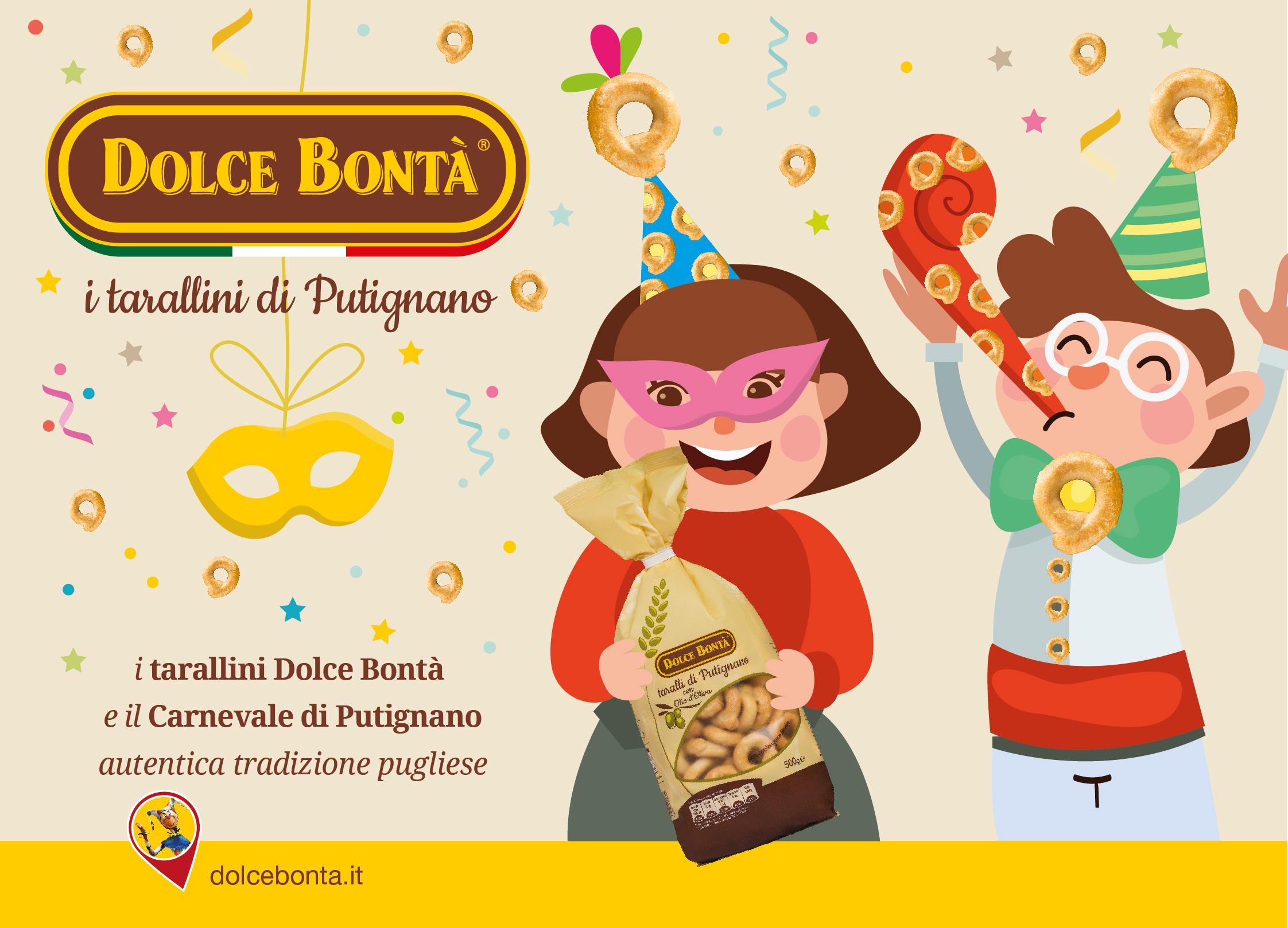 Dolce Bonta Carnevale Putignano